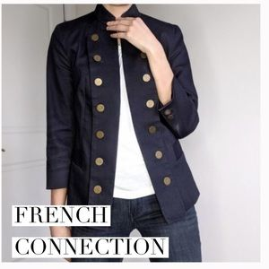 French Connection Military style jacket
